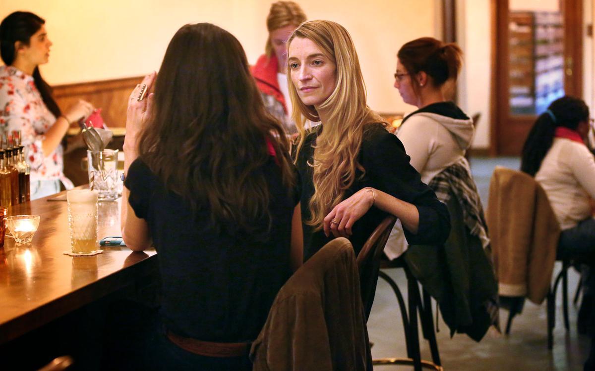 Genevieve Mashburn at The Getaway