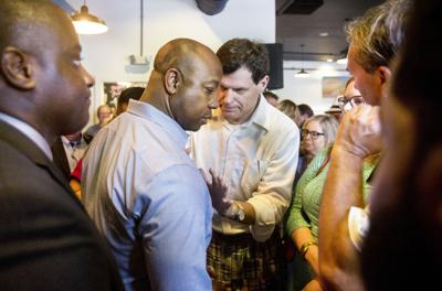 Sen. Tim Scott says his 2022 SC reelection bid will be his last political race