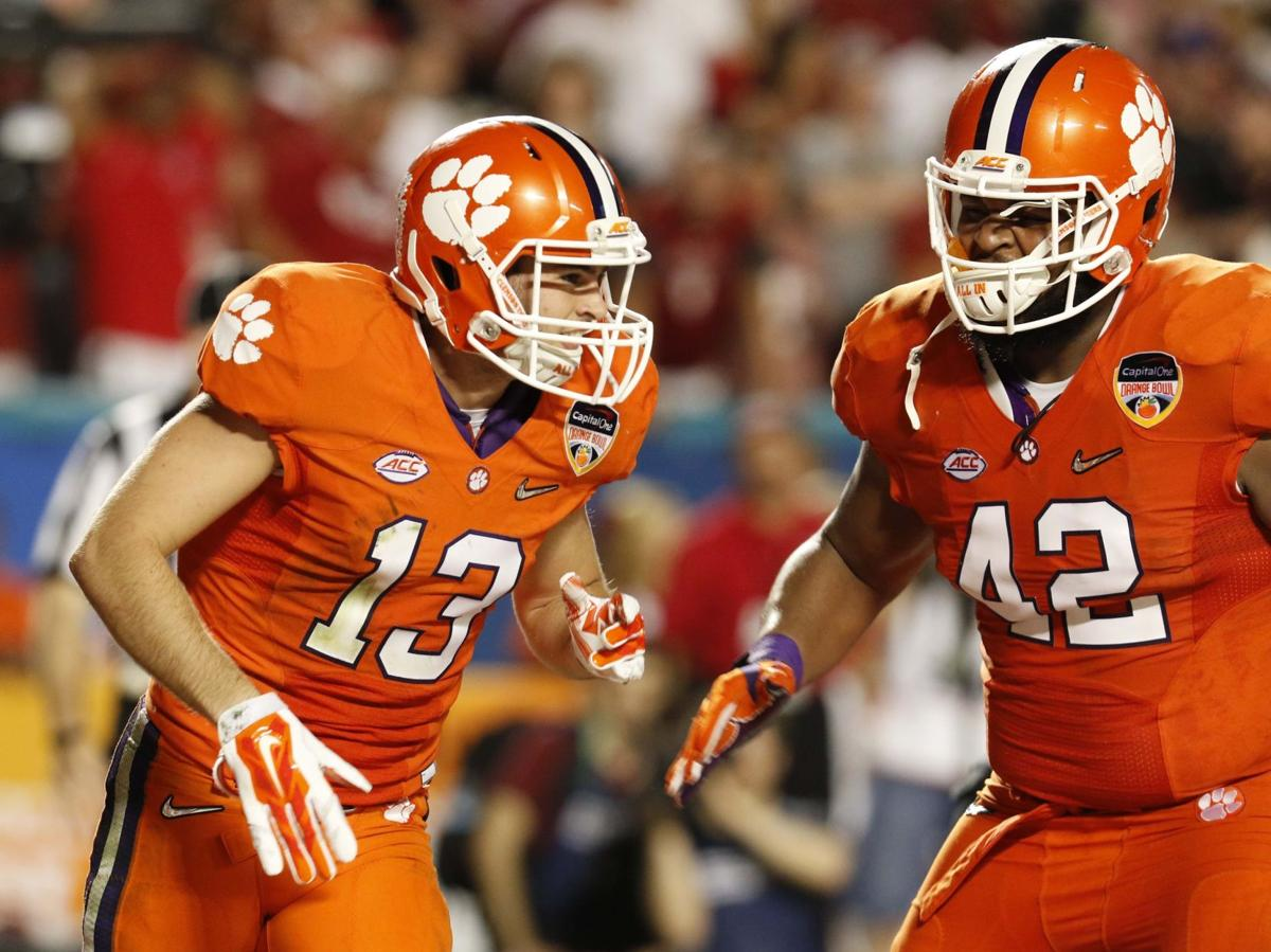 How two walk-ons and a 315-pound freak keyed Clemson's Orange Bowl triumph