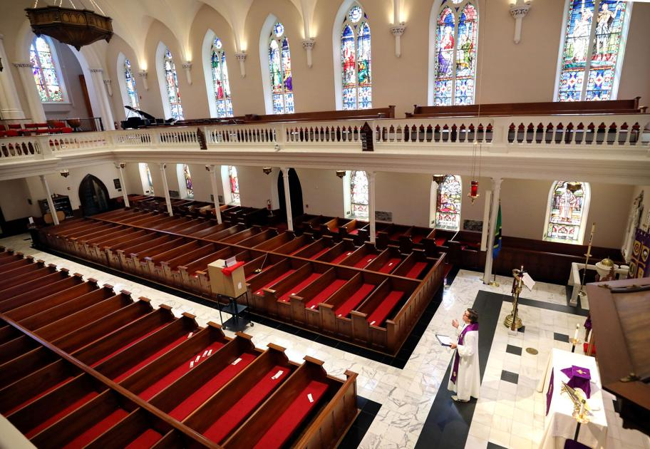 Congregations returning to SC churches and other houses...