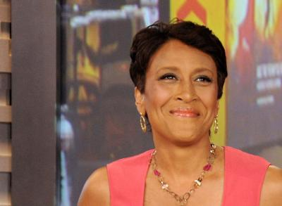 How much is too much coverage of Robin Roberts?
