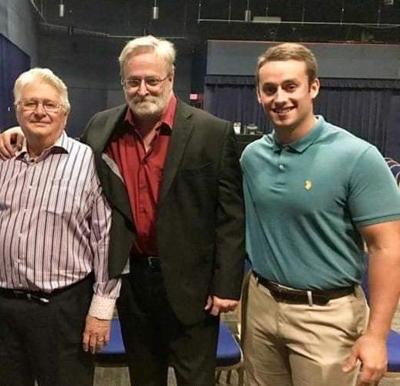 Jerry Jarrett, Rock Parsons, Adam Parsons