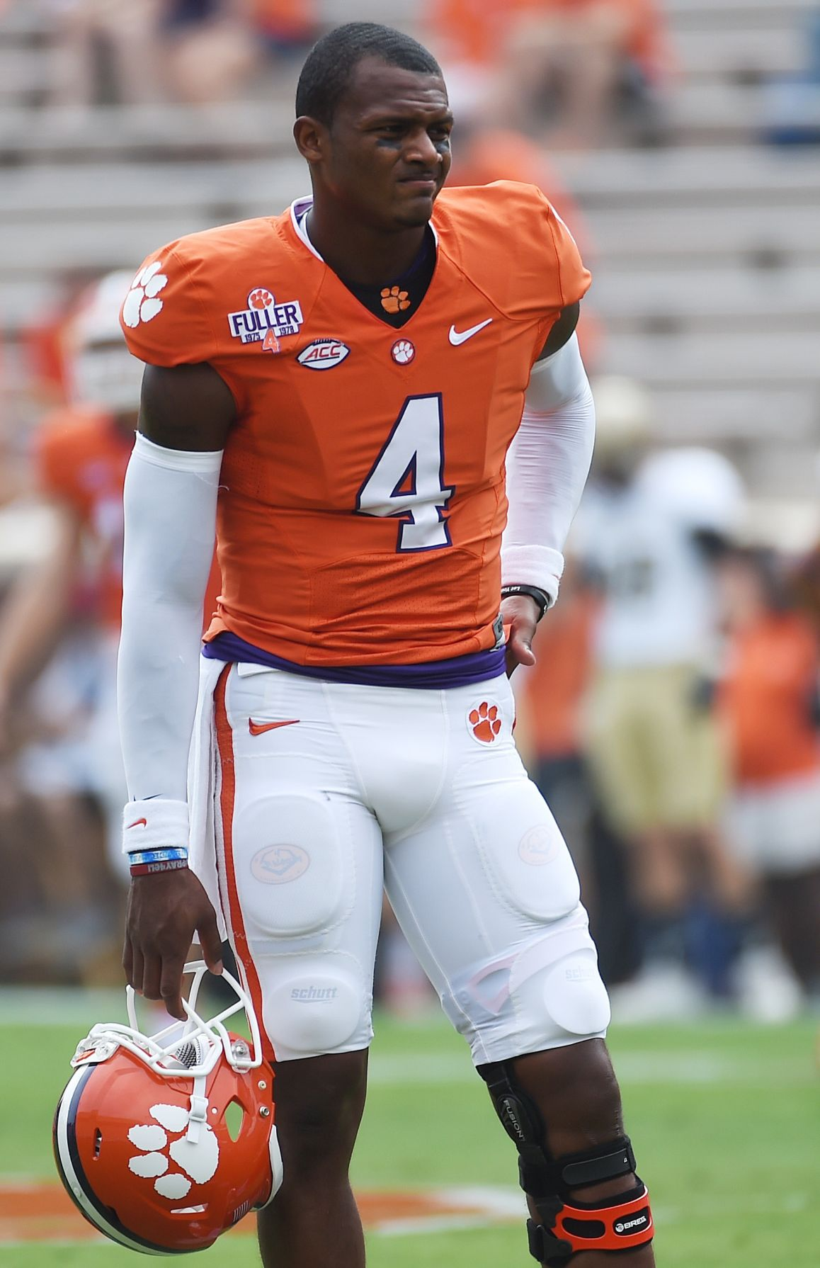 Halftime Hits: Clemson 35, Wofford 7