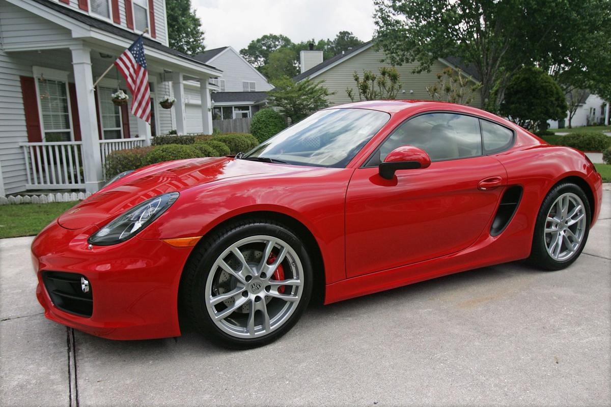 Daily Driver: Mach I — Restyled 2014 Porsche Cayman bred for comfort without giving up race car cues