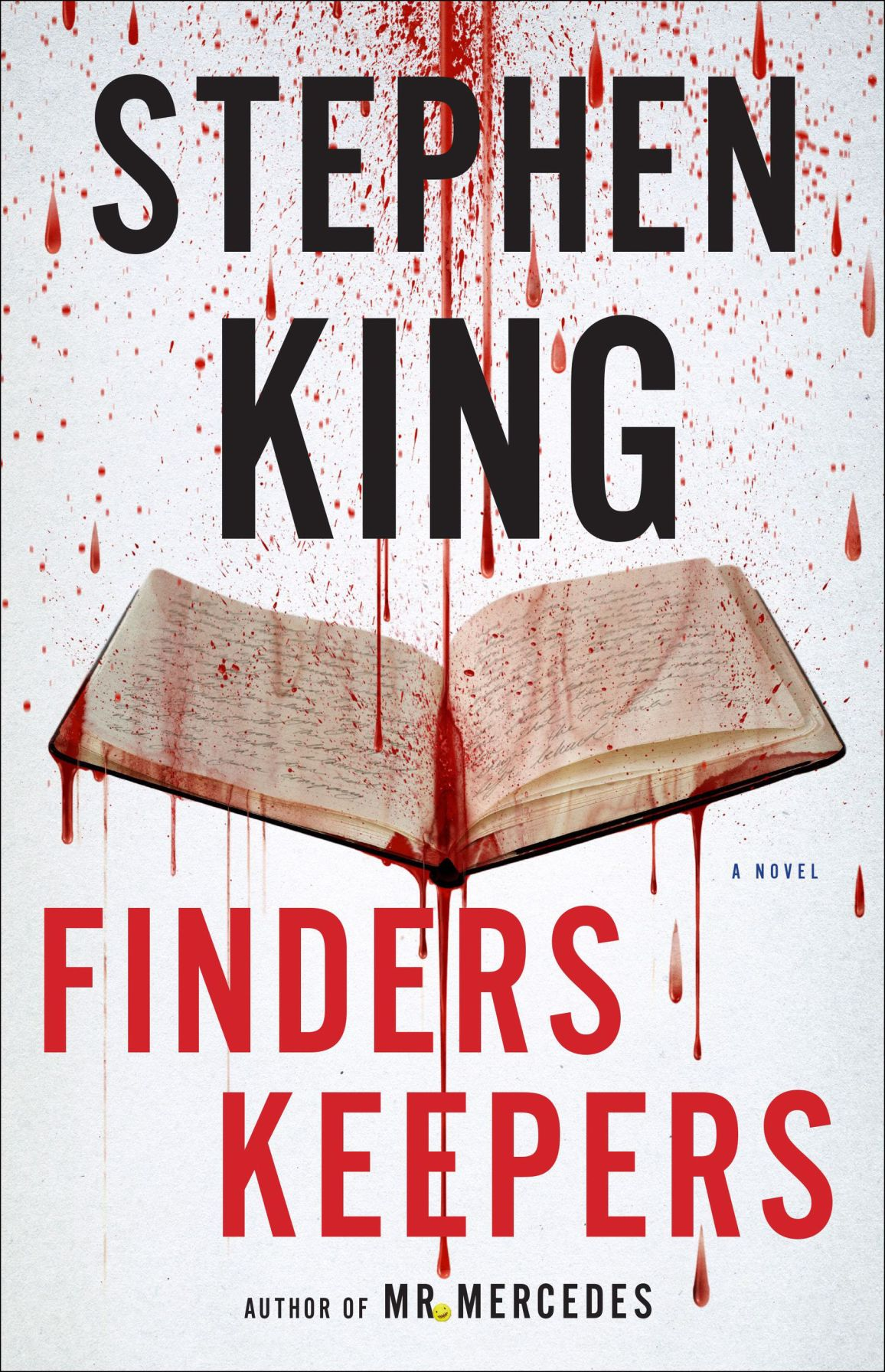 King torments another reader in 'Finders Keepers'