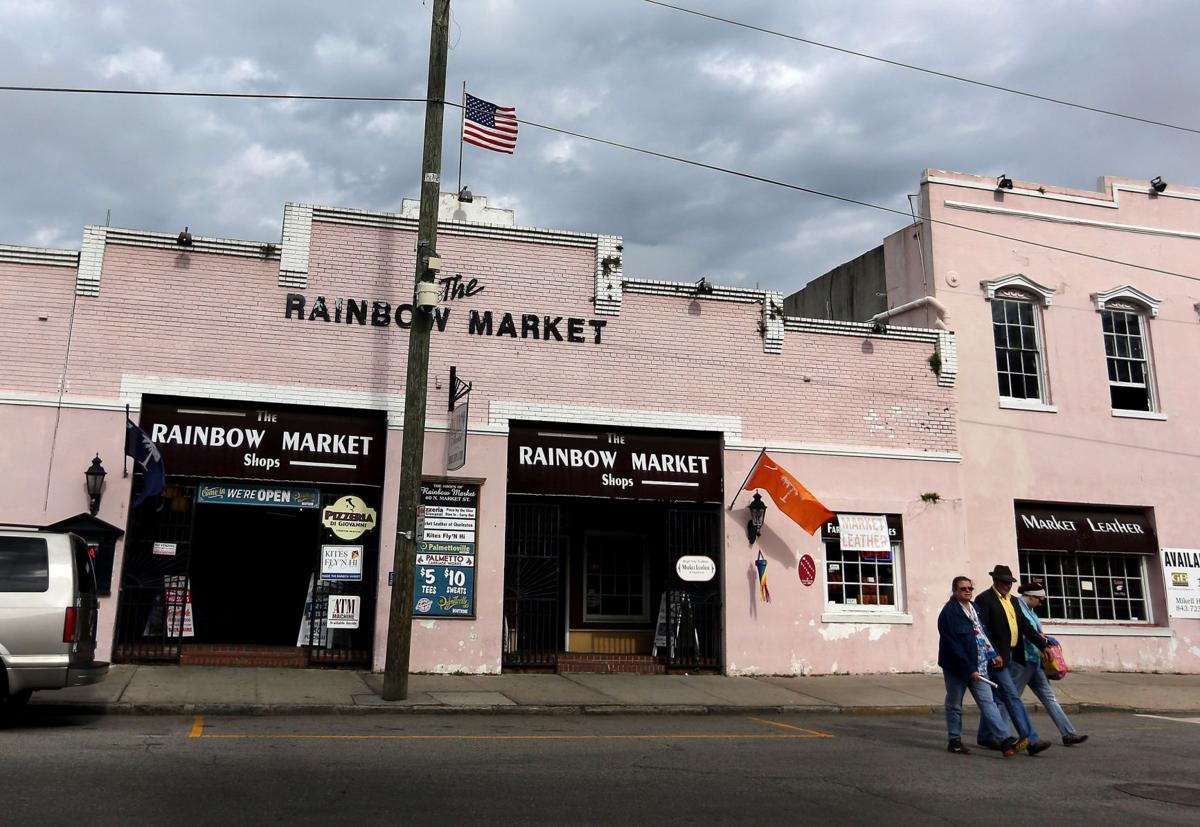 A facade worth saving BAR denies outright demolition of Rainbow Market, saying it 'expresses history of the street'