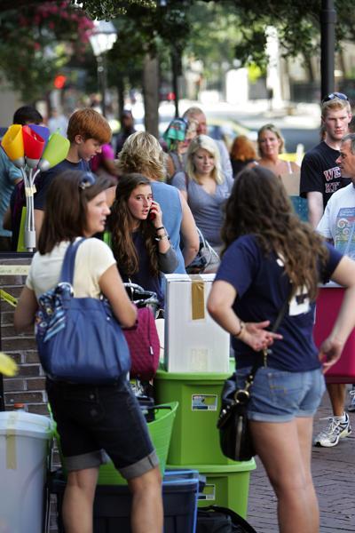 Welcome this year's wired, worldy, wide-eyed freshmen