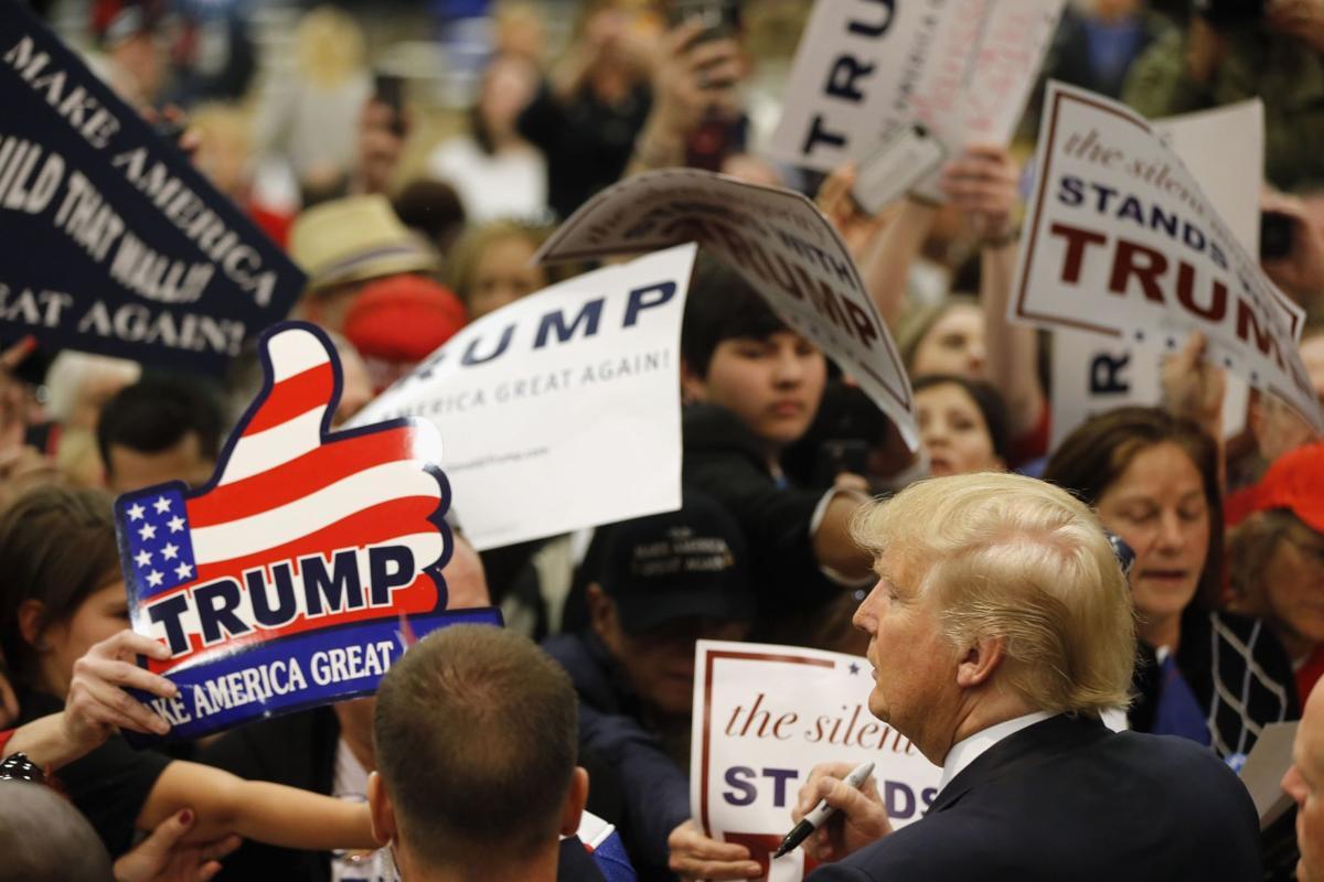 Vote to stump Trump