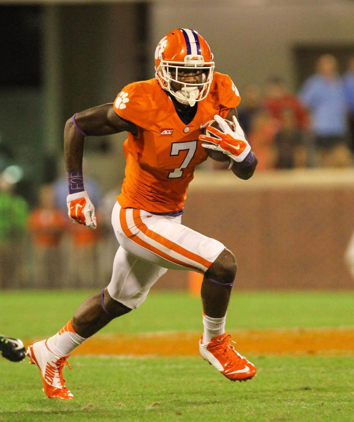 Williams adds vertical threat to Watson's arsenal at Clemson