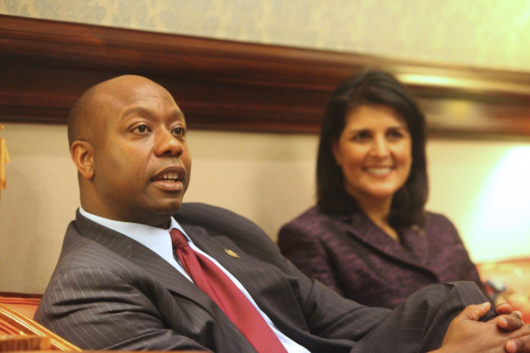 POST AND COURIER – Nikki Haley backs Tim Scott in first SC endorsement of 2022 elections