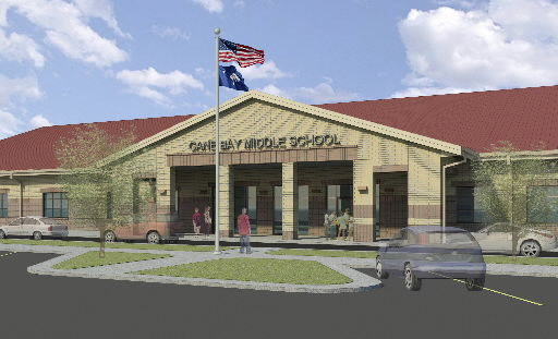 Cane Bay Middle School opening postponed