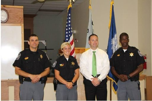 New Colleton County deputies carrying out their dreams