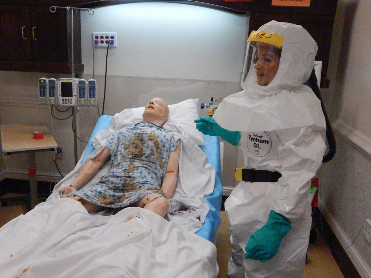 MUSC training focuses on Ebola, other infectious diseases