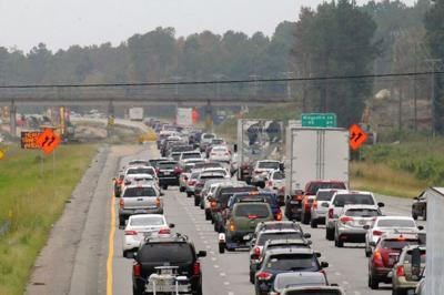 New I-26 interchange ramps to open