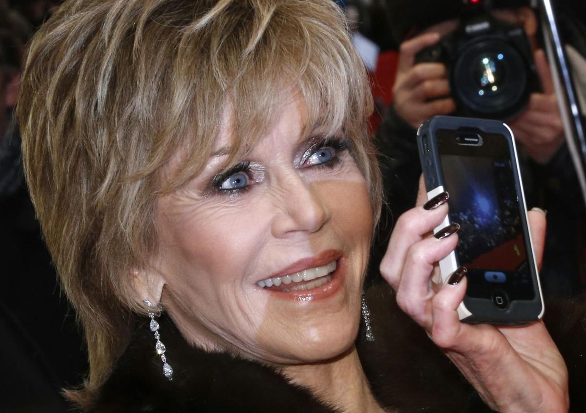 Jane Fonda to get AFI award
