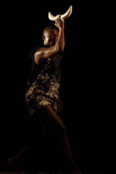 Gregory Maqoma South African choreographer's work reconciles present, past