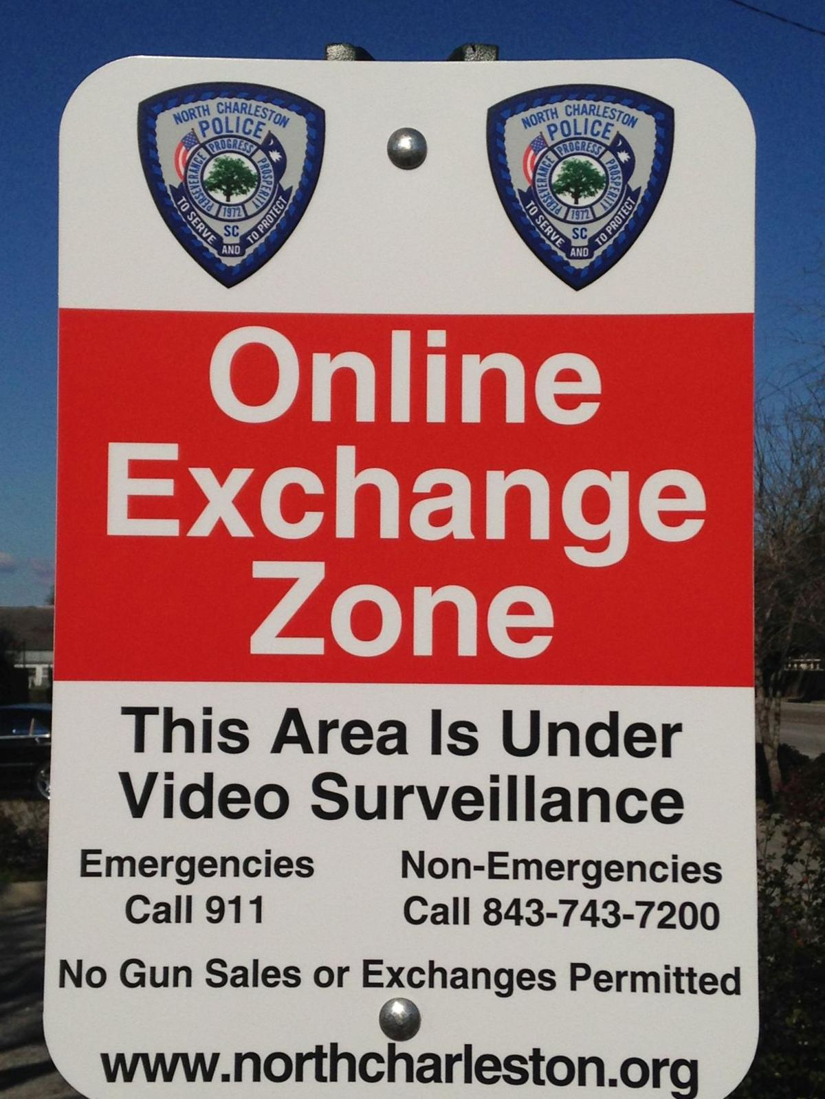 Local police agencies setting up safe zones for online sales