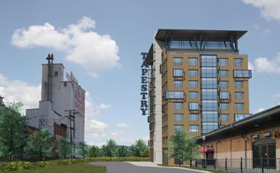 New Vista hotel