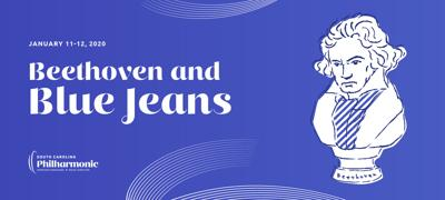 Beethoven and Blue Jeans promo