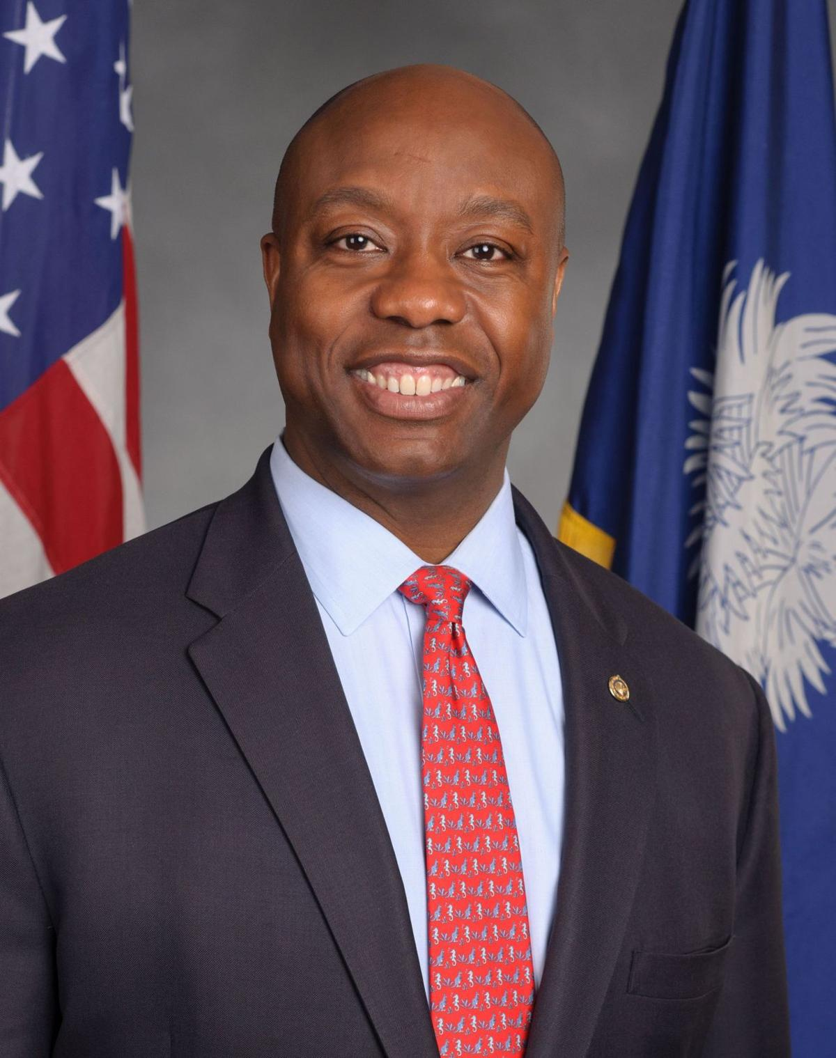 """Tim Scott takes on Obama, Guantanamo in """"Night Before Christmas ..."""