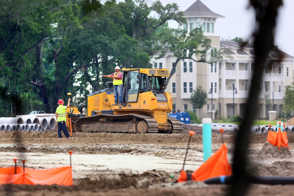 105,000 homes await construction in the Charleston metro area