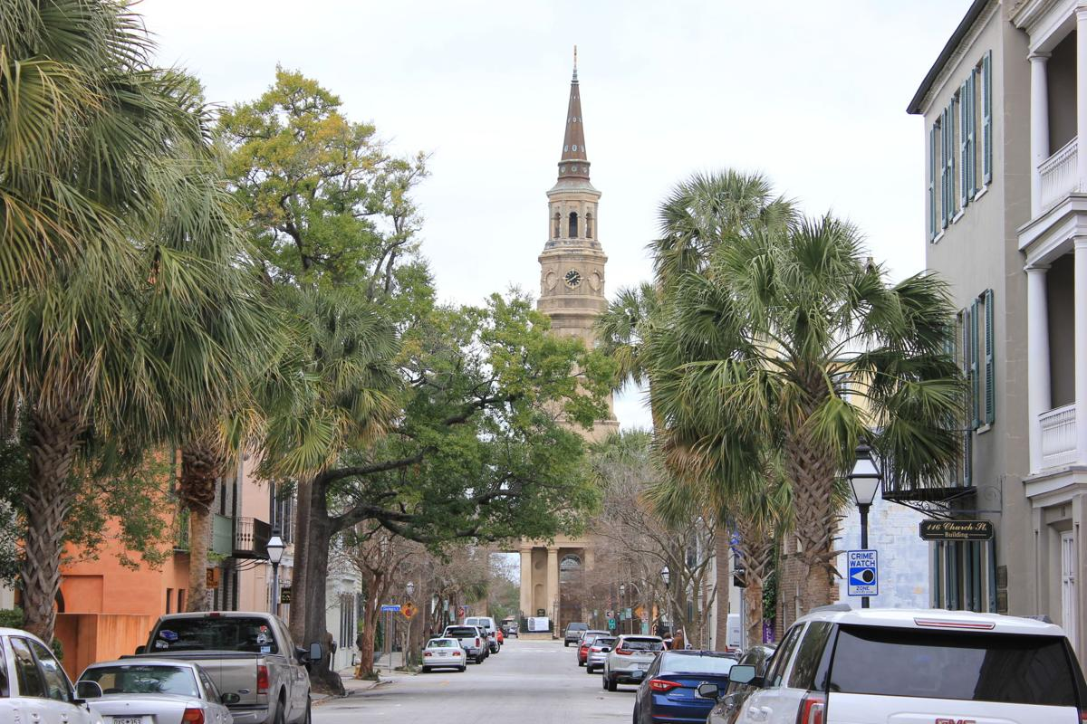 Church Street in Charleston