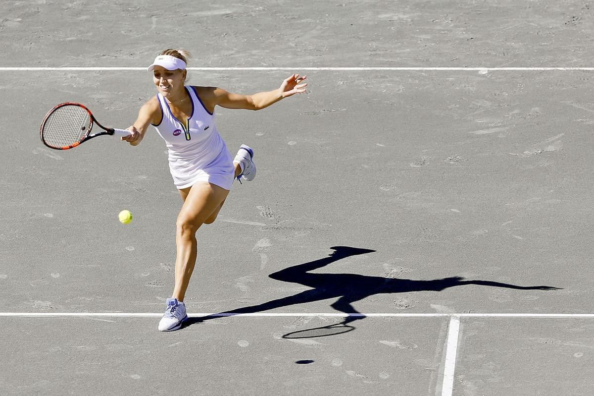 Playing their best tennis, watch out for Vesnina