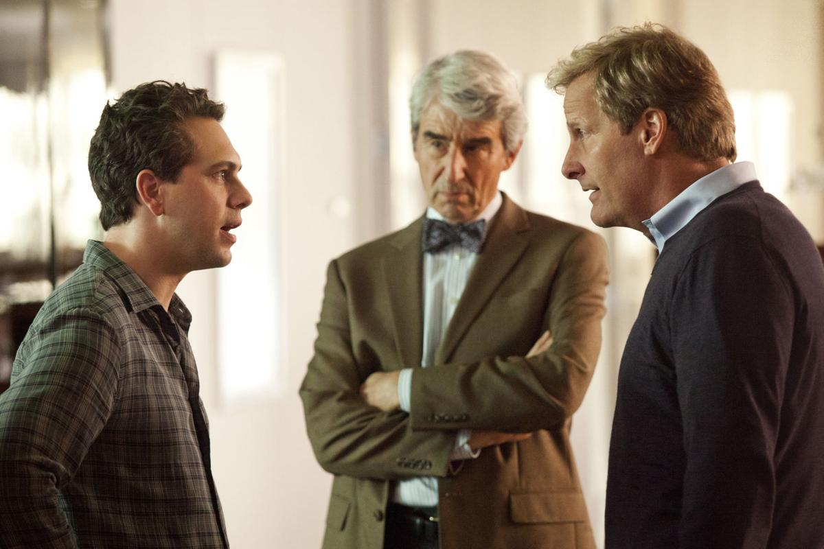 Waterston relates to role Ex-'Law & Order' actor stars in HBO's 'The Newsroom' 'Newsroom's' Sam Waterston finds it easy to relate to his character