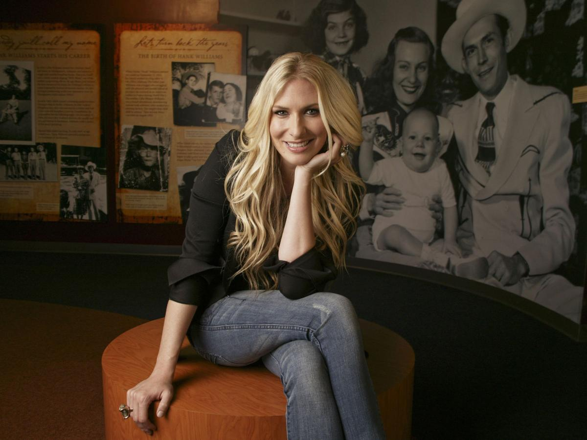 Holly Williams on her music, family history