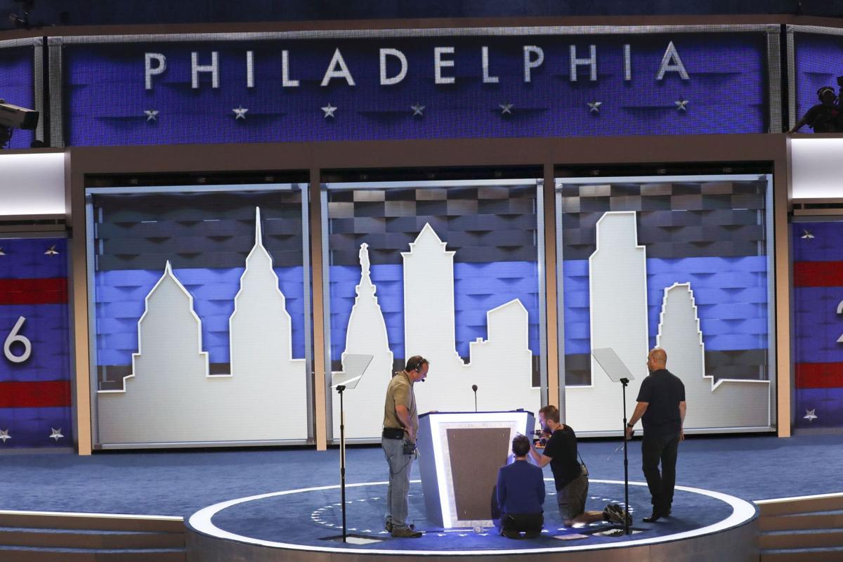 S.C. Democrats kick off convention festivities, live from Philadelphia
