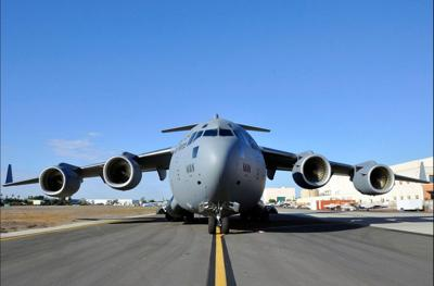 End of the assembly line for Boeing's C-17 program (copy)