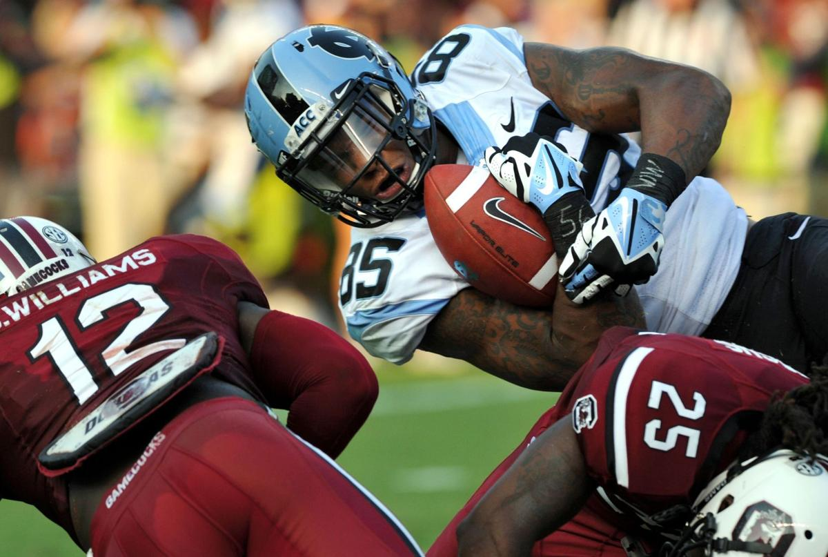 Gamecocks, Tar Heels to meet again in Charlotte in 2019 and 2023