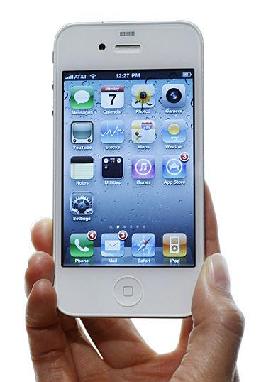 iPhone demand soars