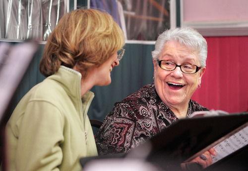 7 decades a singer: St. Johannes parishioner shares music of life, faith