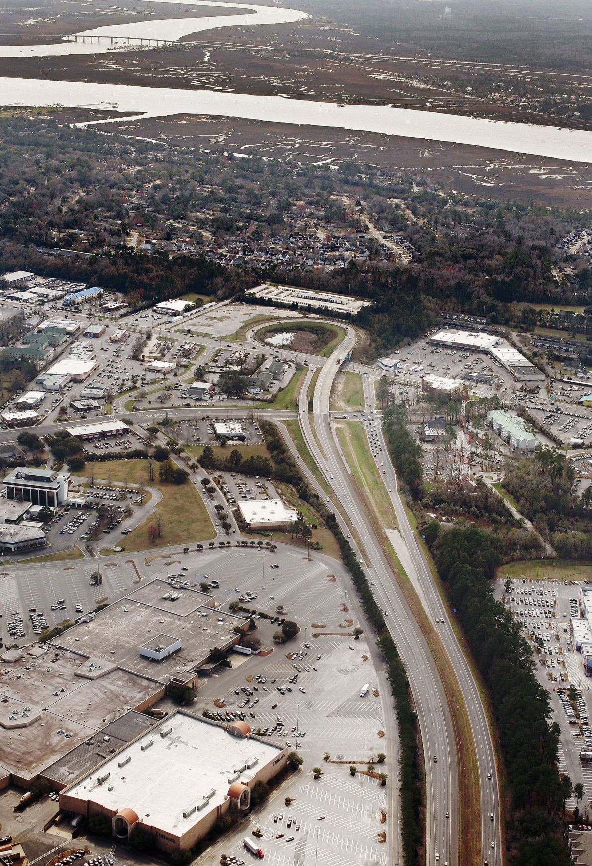 Will city's 'Hail Mary' save I-526 project? Seeks time to develop plan that may include toll option, sales tax