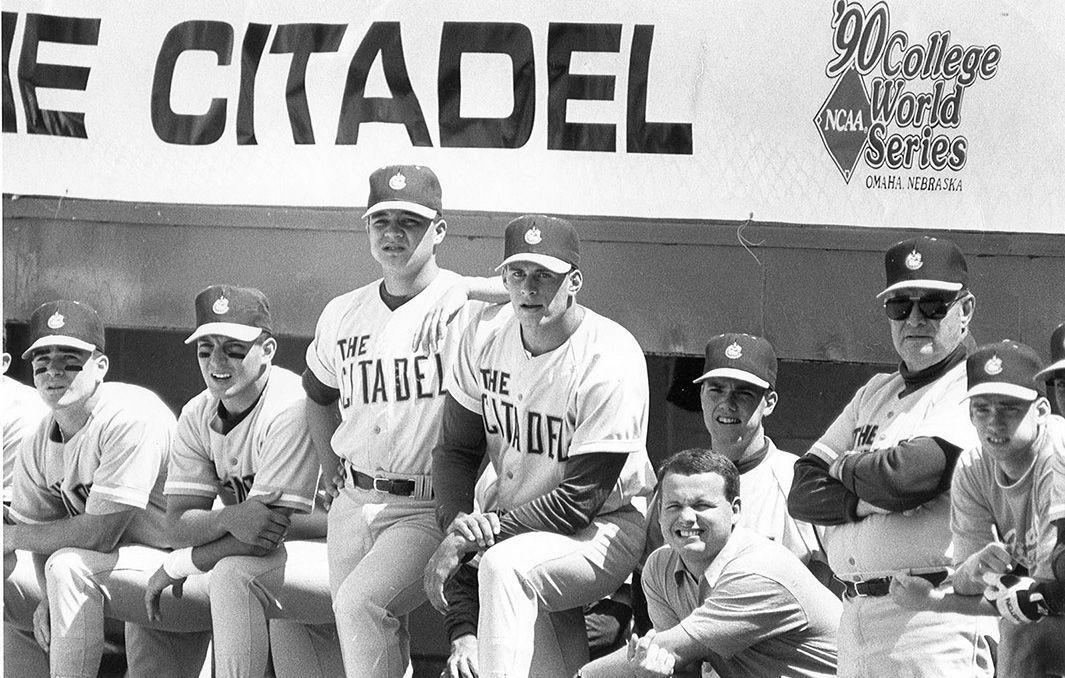 Citadel 1990 Baseball