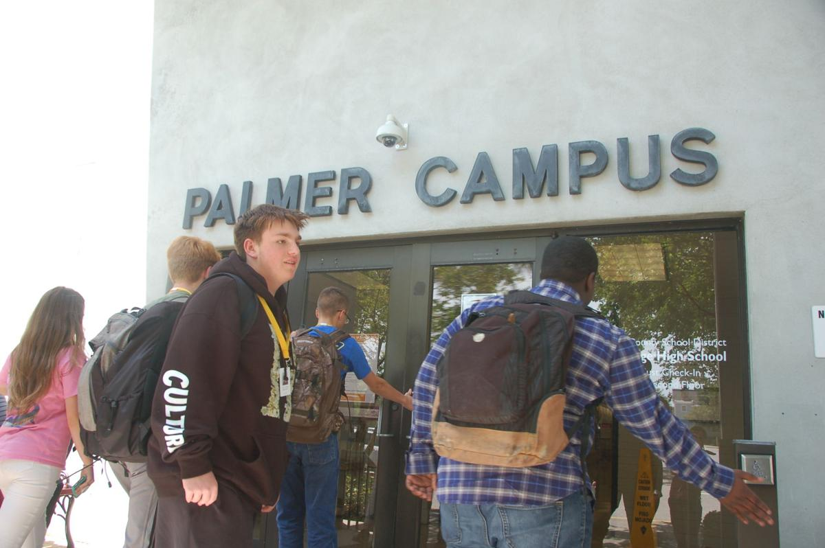 Early College High School - Palmer