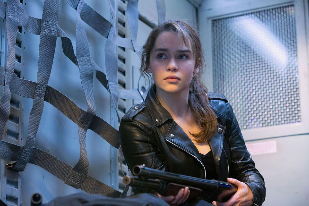 Emilia Clarke conquers the big screen
