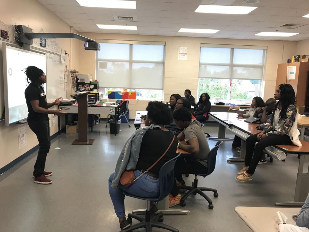 Engaging With Charleston's Youth Through Poetry