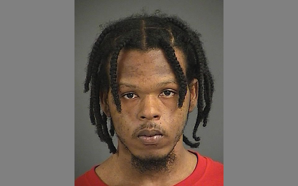 Third man arrested in attempted armed robbery at West Ashley apartment