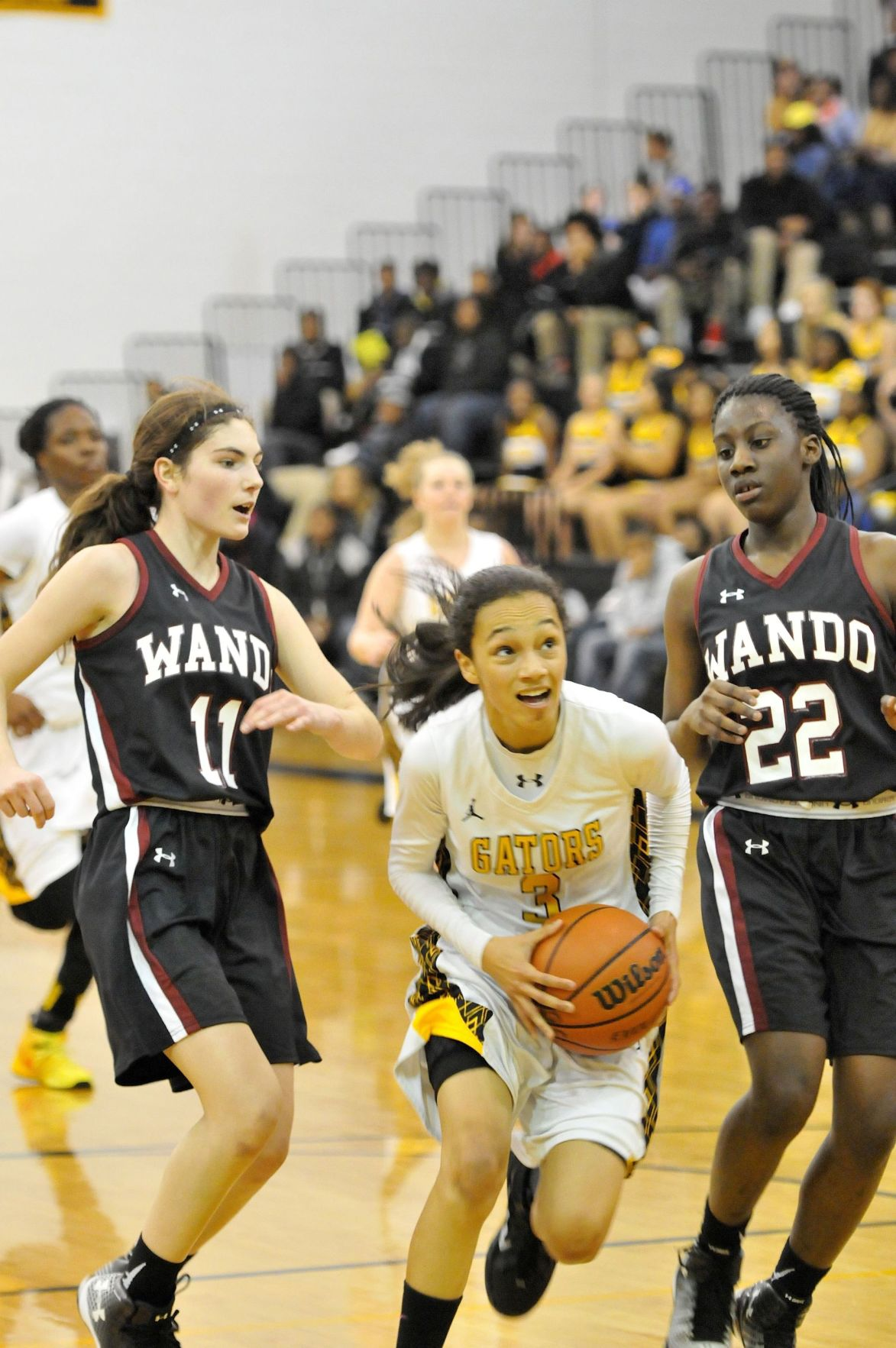 Goose Creek girls in control of 7-AAAA