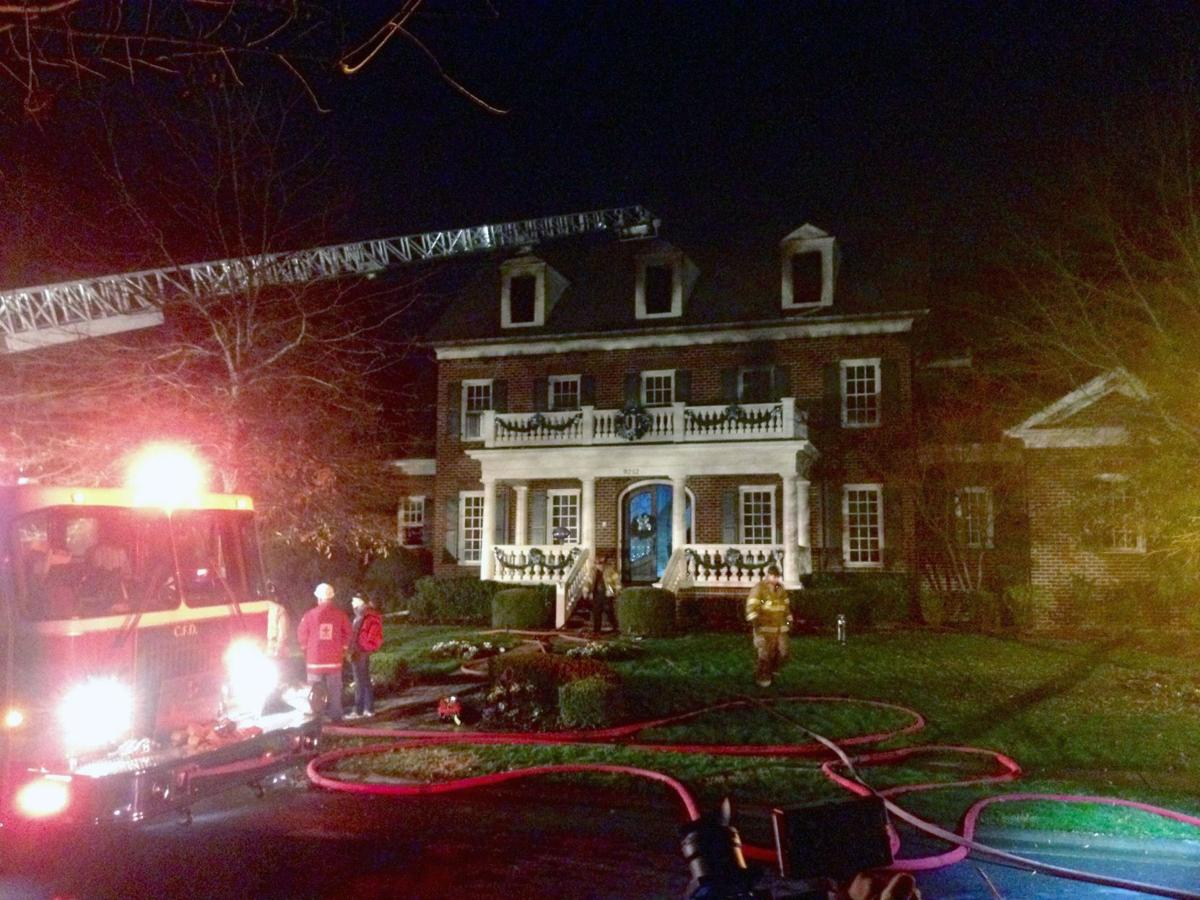 No injuries in fire at home of Carolina Panthers coach Ron Rivera