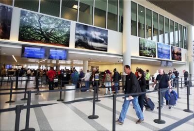 Charleston International Airport TSA (copy) (copy)
