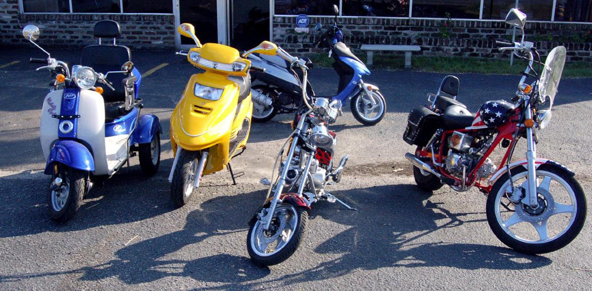 As moped sales increase, laws need review