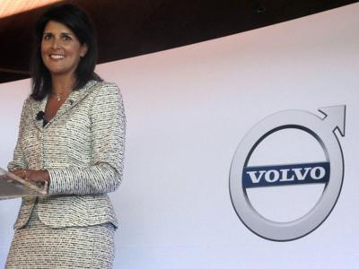 Board OKs $123M for Volvo Cars incentives