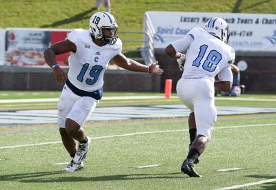 COLLEGE FOOTBALL: OCT 21 The Citadel at Chattanooga