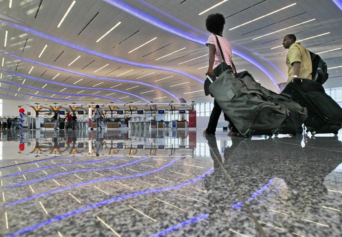 Atlanta airport opens new terminal