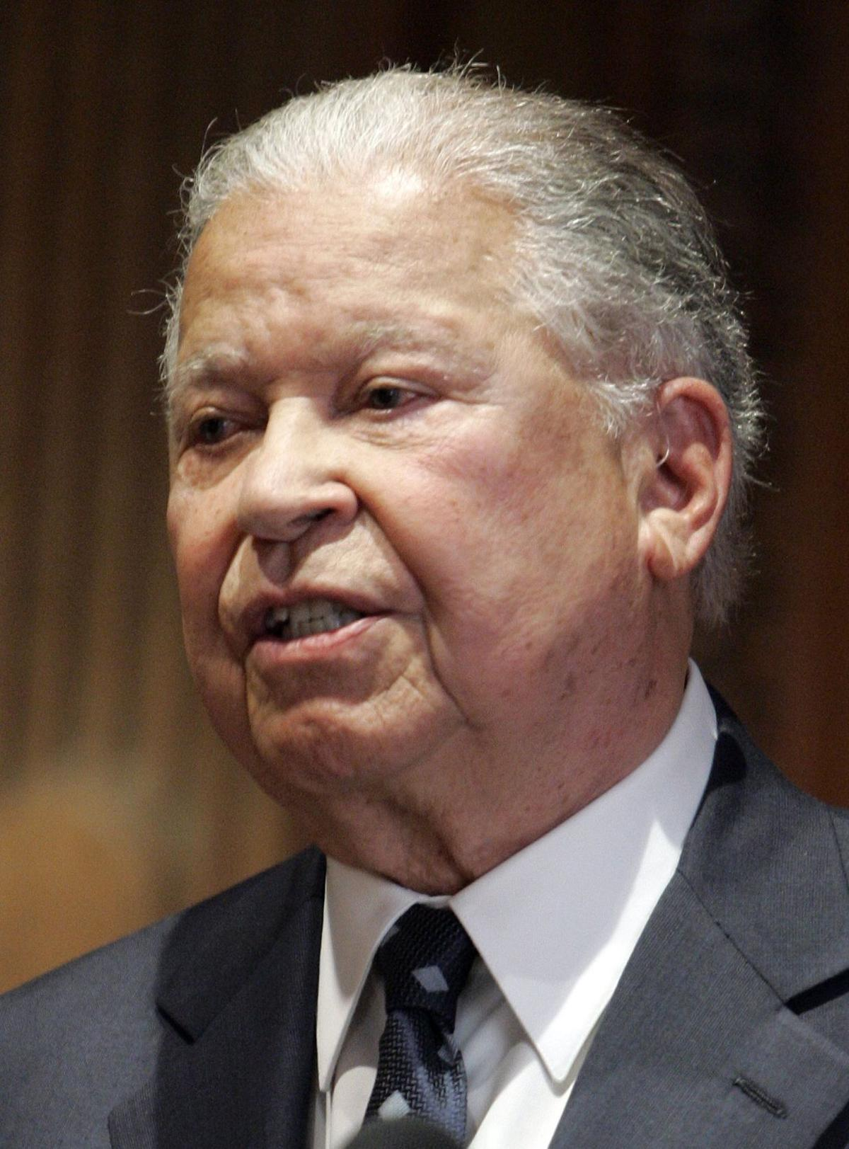 Edward Brooke, 1st black elected US senator, dies