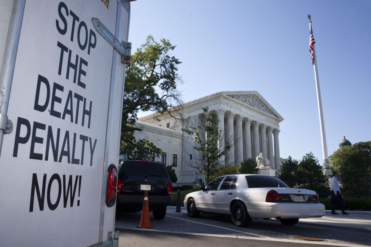 Justices uphold use of drug implicated in botched executions