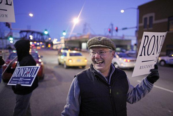 Iowa voters turning to pragmatism